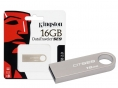 Memorie USB Kingston DataTraveler SE9 Champagne DTSE9H/16GB, 16GB, USB 2.0, metalic