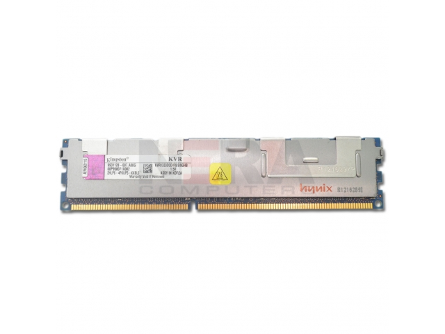 Kingston 8GB DDR3, 1333Mhz