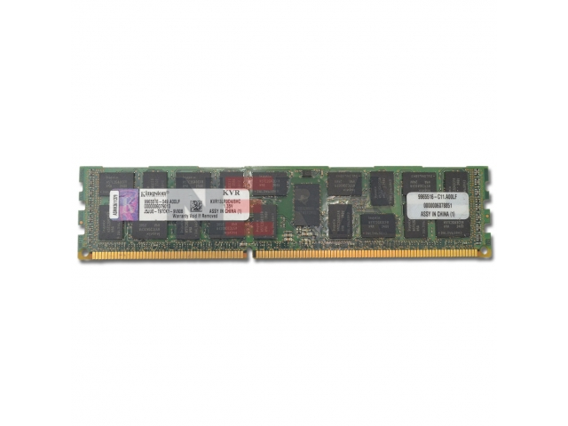 Kingston 8GB DDR3, 800Mhz